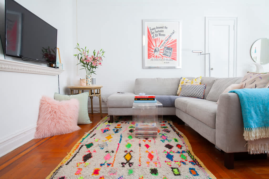 A Minimal Brooklyn Studio Is Small Space Living Done Well
