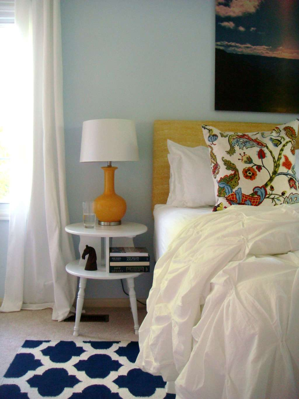 """Kendra's """"Happy & Relaxed """" Room"""