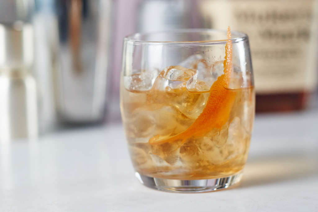 How To Make A Classic Old Fashioned Cocktail Kitchn