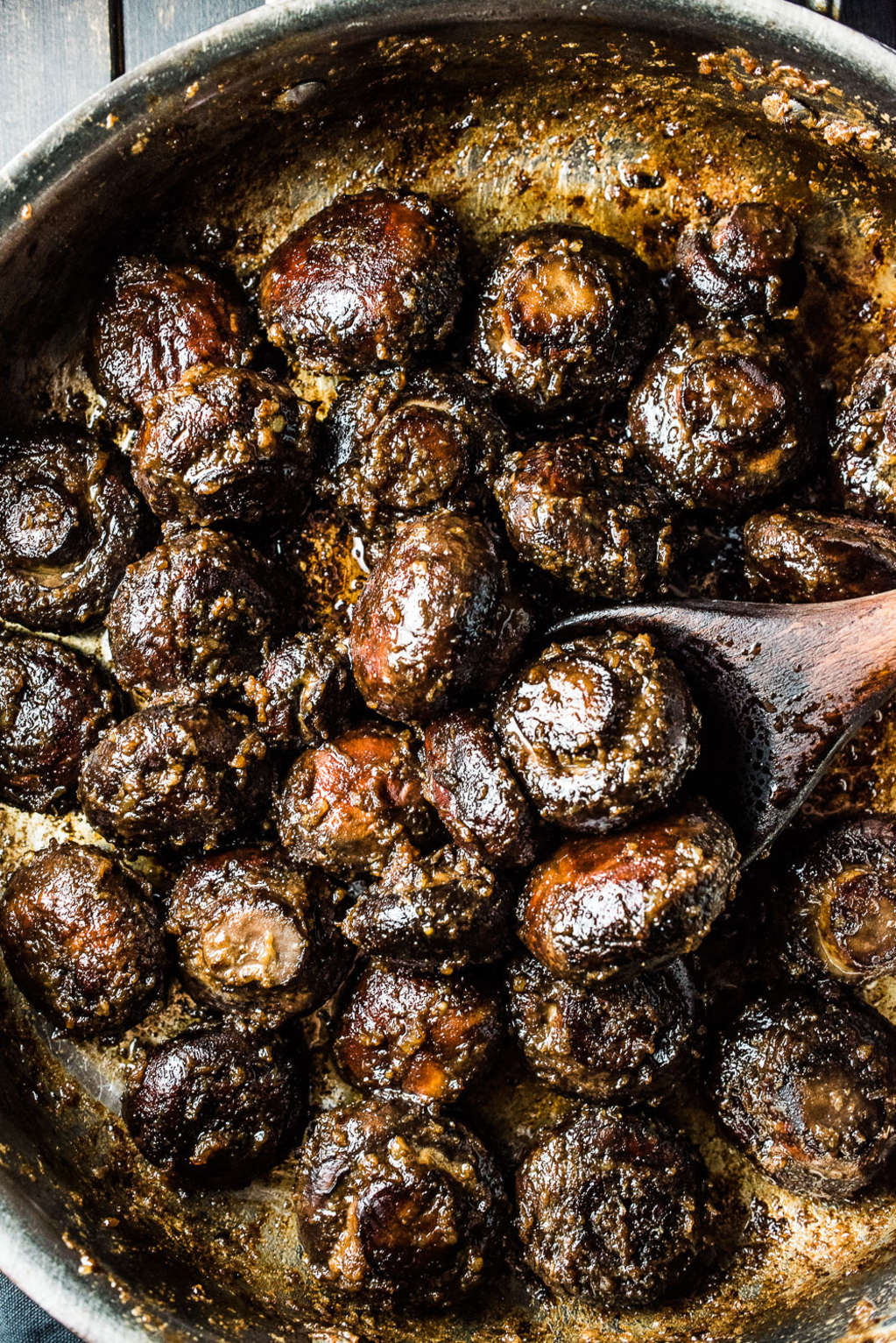 You Need These Miso Butter Mushrooms in Your Life ASAP