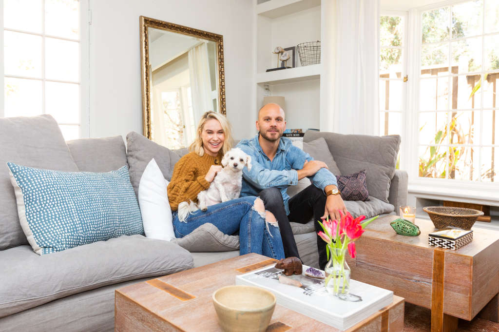 Becca Tobin House Tour Photos