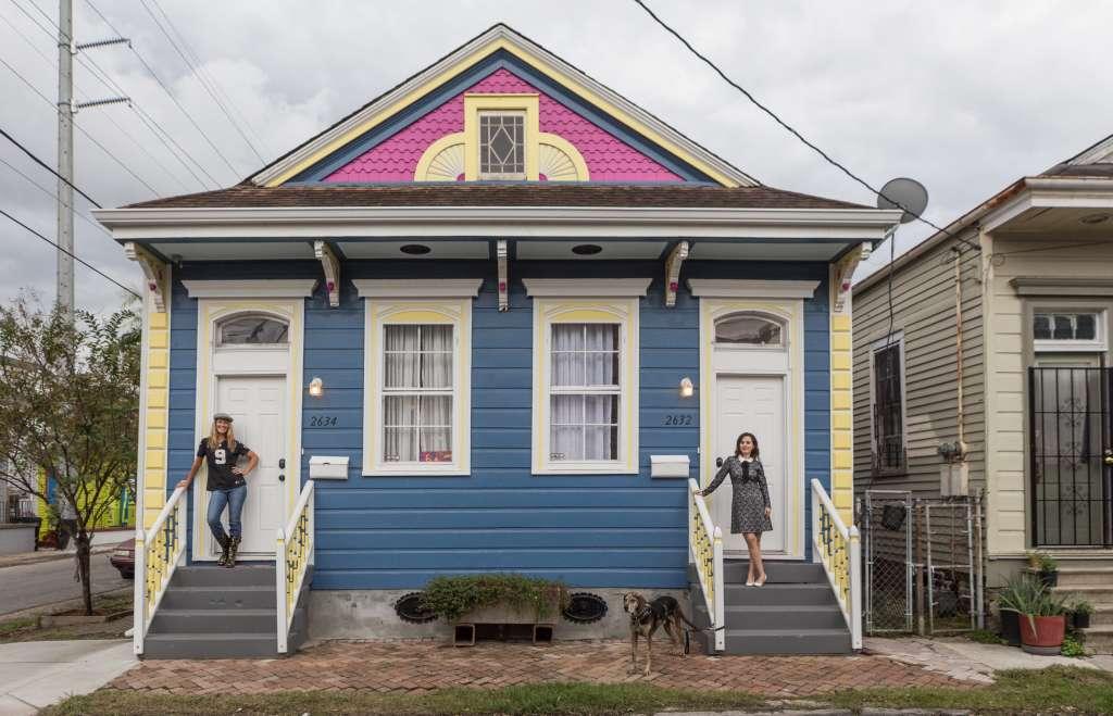 Shotgun House Tour New Orleans