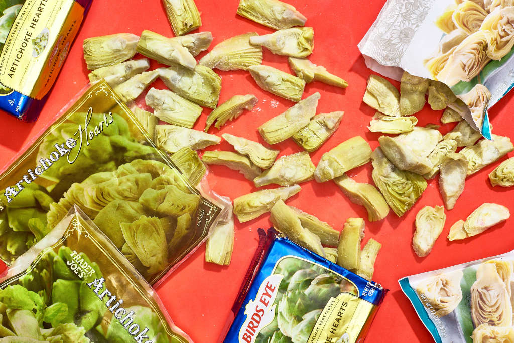 8 Tasty Things to Do with a Bag of Frozen Artichokes