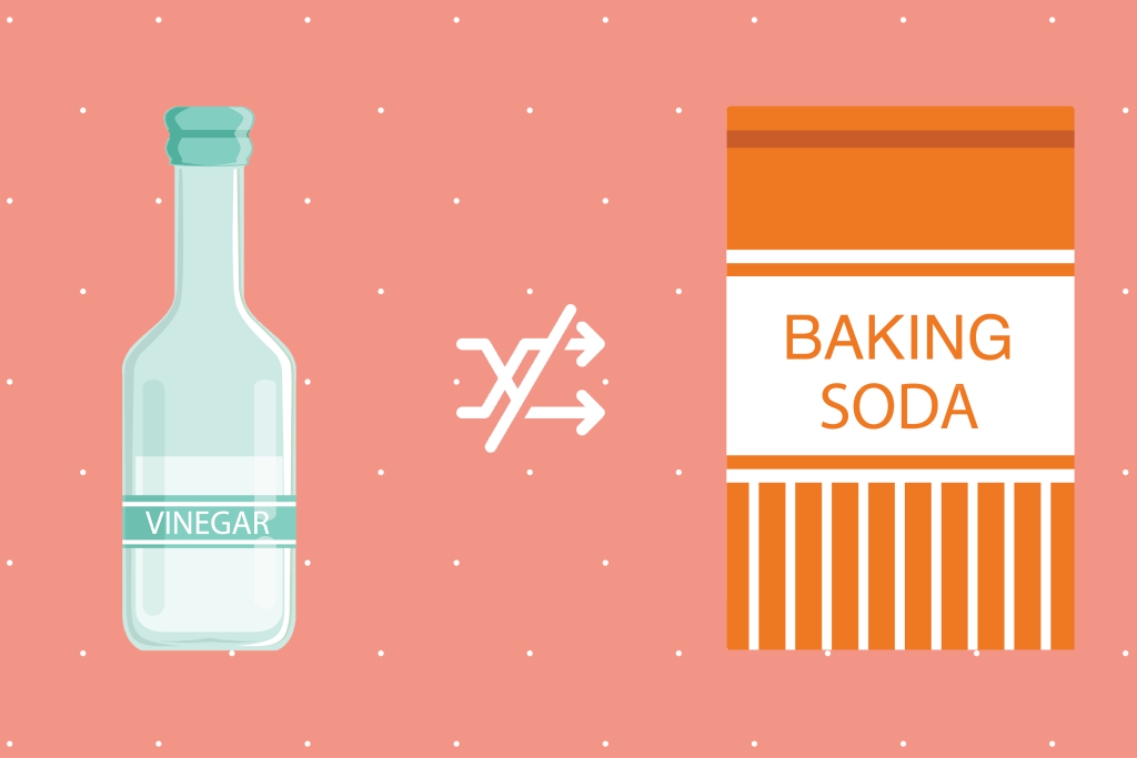 What Happens When You Mix Baking Soda With Vinegar Kitchn
