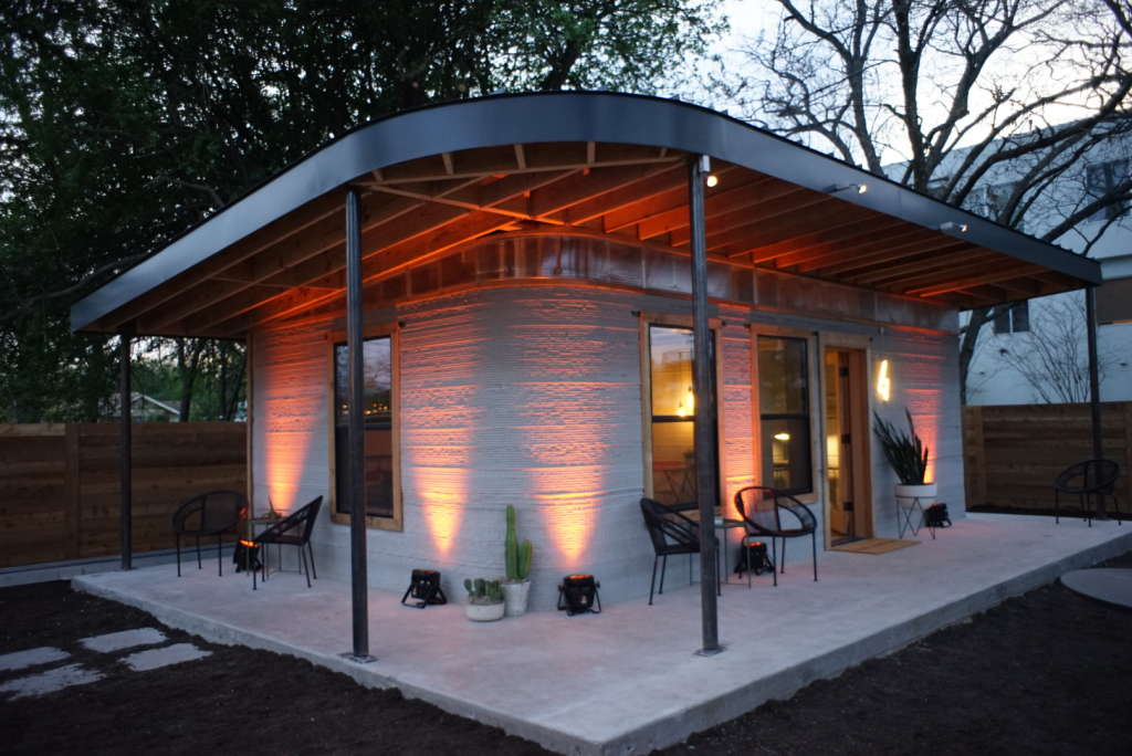 Startup Builds Affordable Tiny House in Just 12 Hours