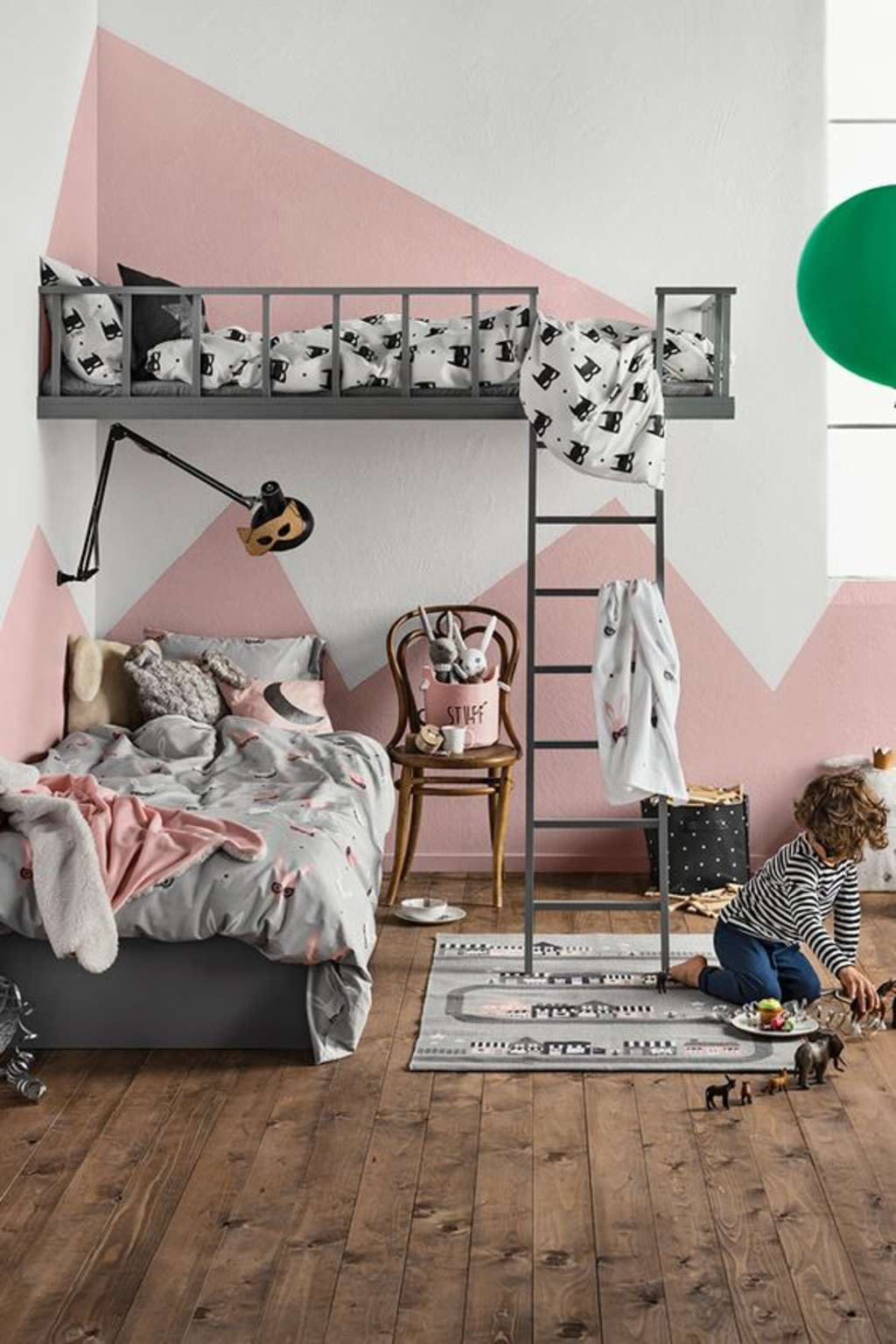 Grown-Up Decorating Ideas Pulled from Kids Rooms