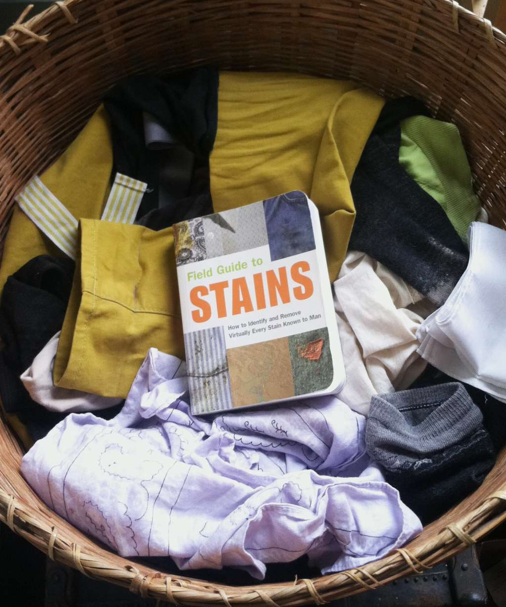 Emergency Cleanups: How To Remove Ink, Wine & Oil Stains