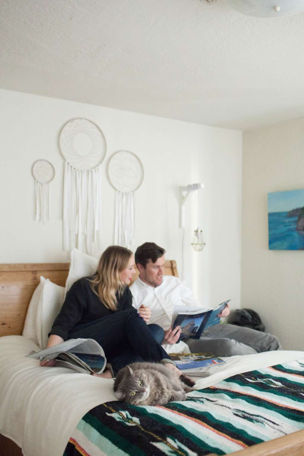 House Tour: A 550 Square Foot Eclectic San Fran Home