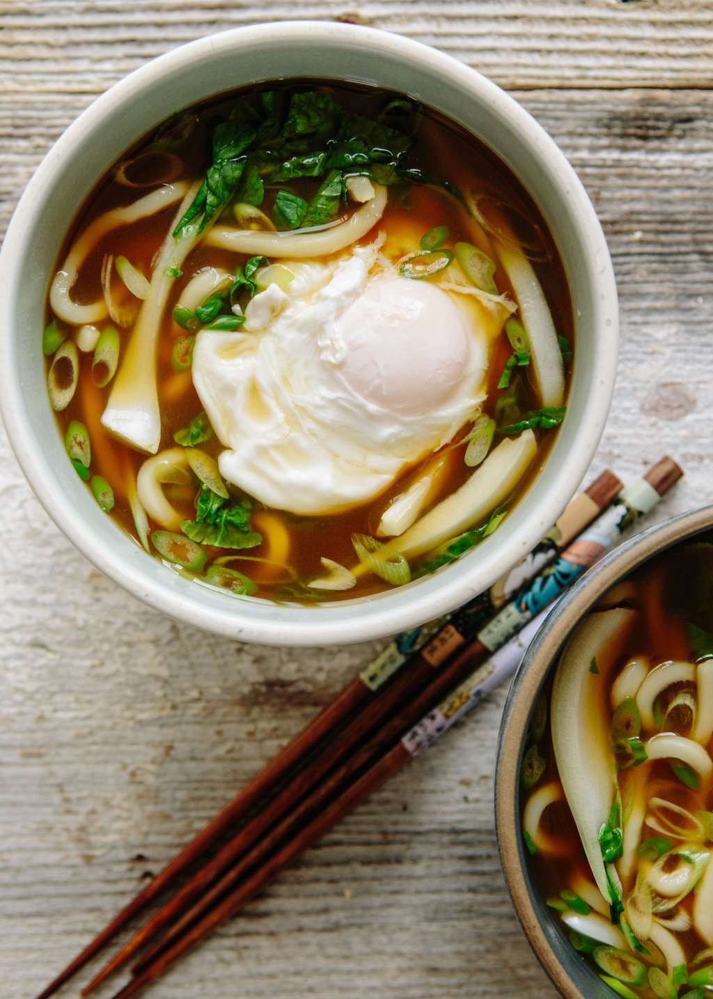 This Quick Chicken Udon Noodle Soup Is a Weeknight Wonder