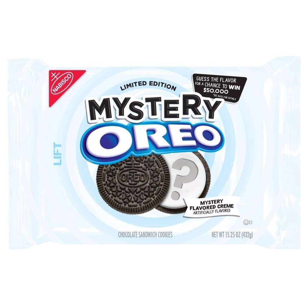 oreo finally reveals mystery flavor   kitchn
