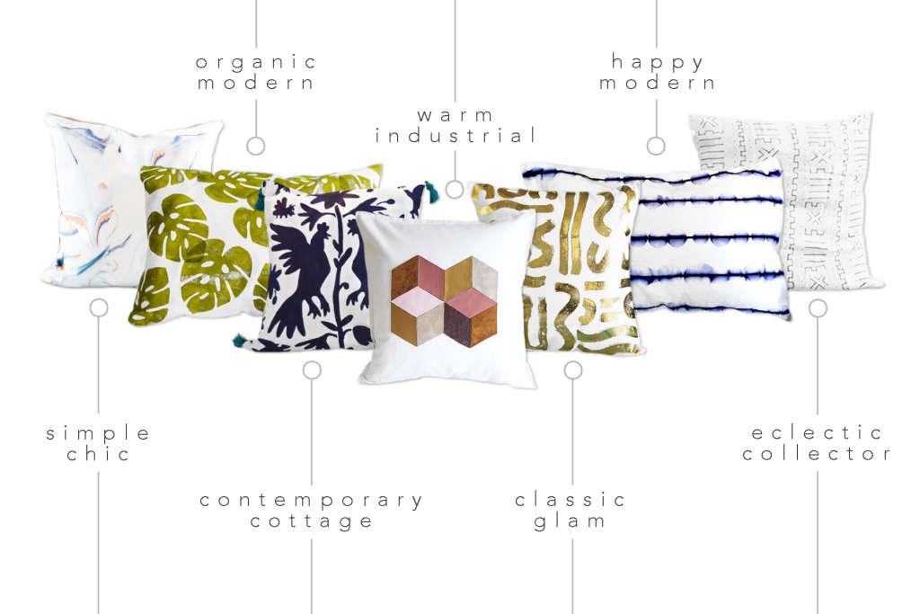 DIY Project Ideas for Plain White Pillowcases