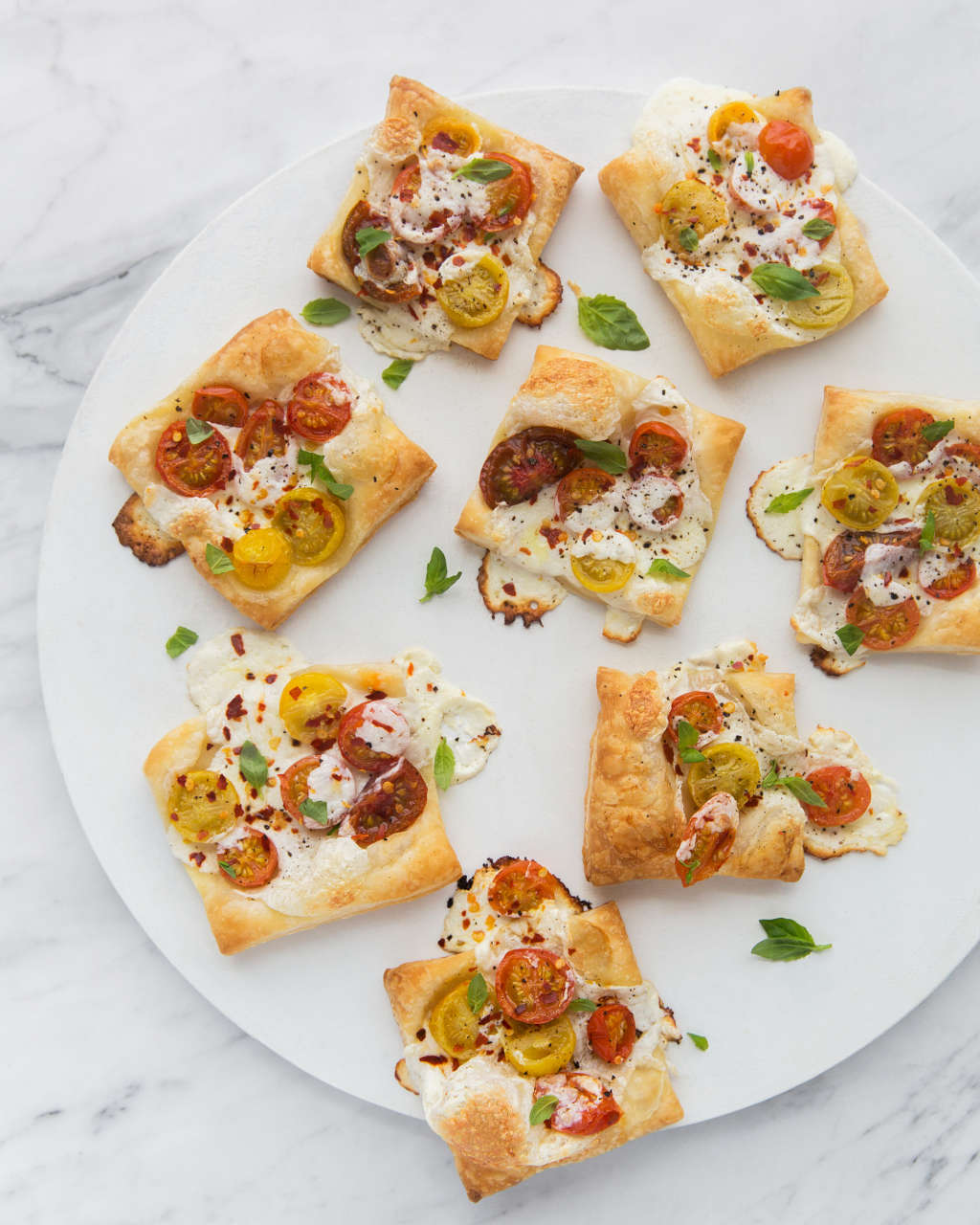 Tiny Pizza Tarts (Plus the $15 Wine to Drink with Them)