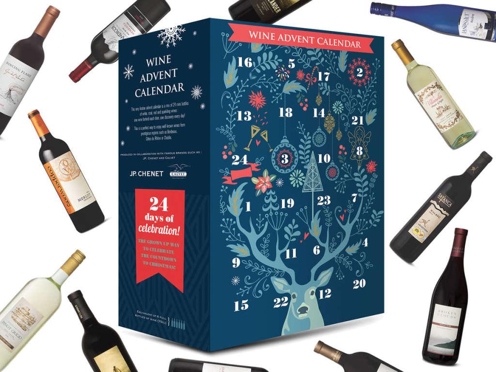 Aldi Is Releasing a Wine Advent Calendar