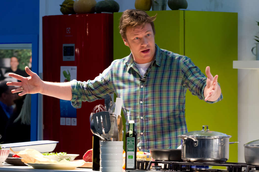 Jamie Oliver Has a Smart Tip for Perfect Roast Potatoes