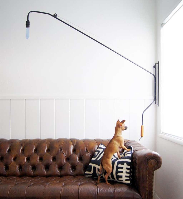 12 Lighting DIYs that Look Like a Million Bucks