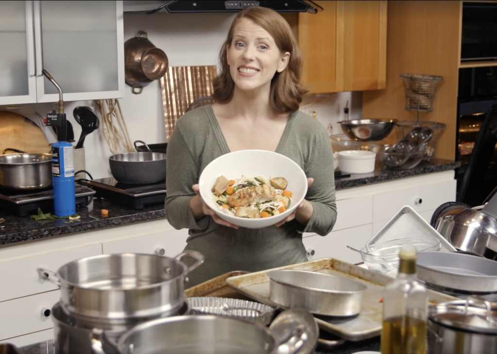 "Watch The Onion's Hilarious Take on ""One-Pot Meals"""