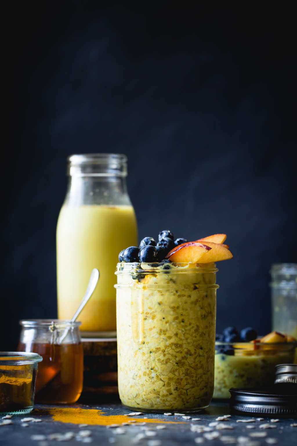 Are Golden Milk Overnight Oats the Trendiest Breakfast of All Time?