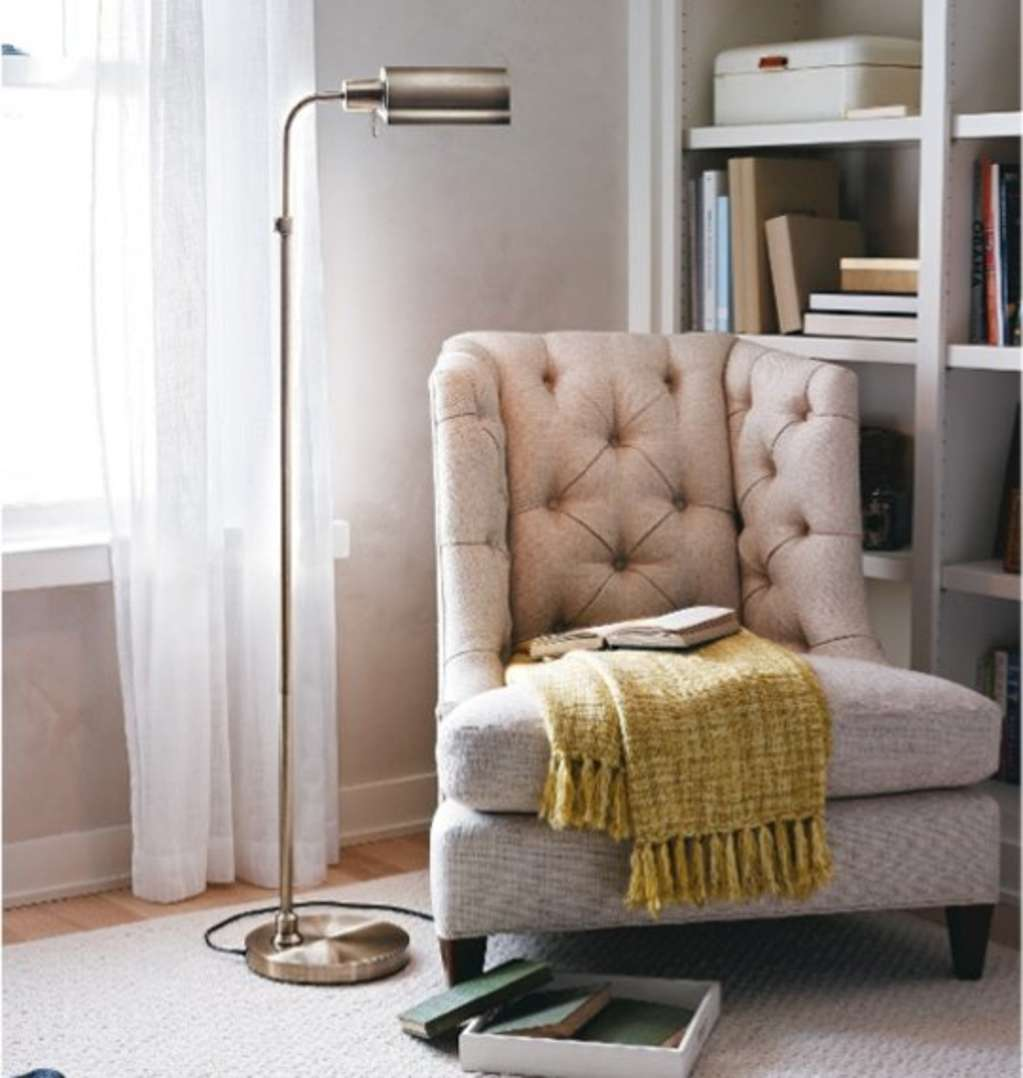 Find Cheap Apartments Near Me: Under $100: 5 Luxe-Look Standing Reading Lamps