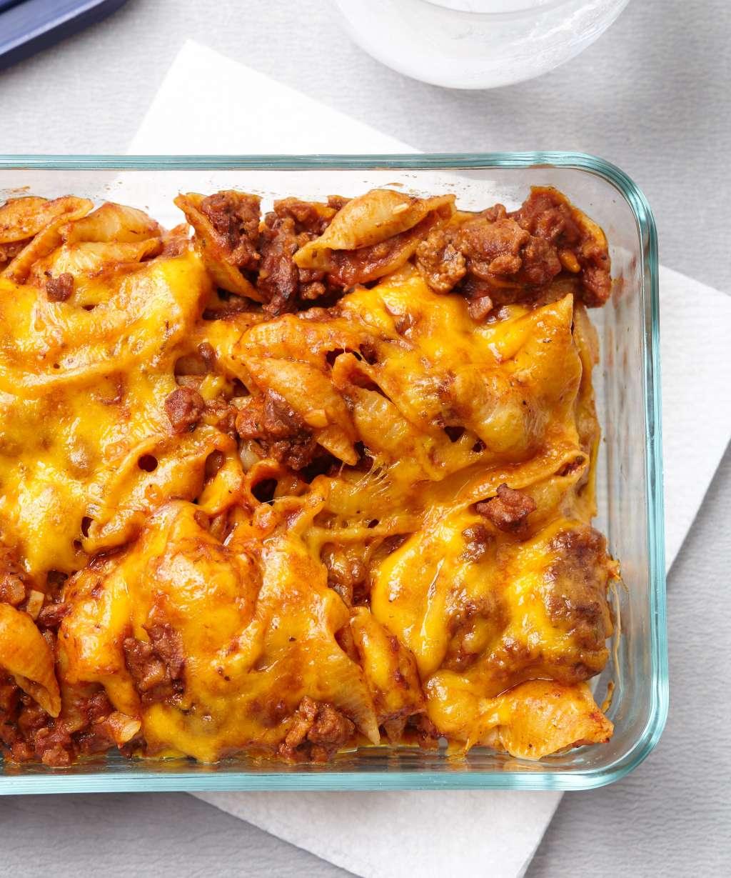 Recipe: Cheesy Beefaroni