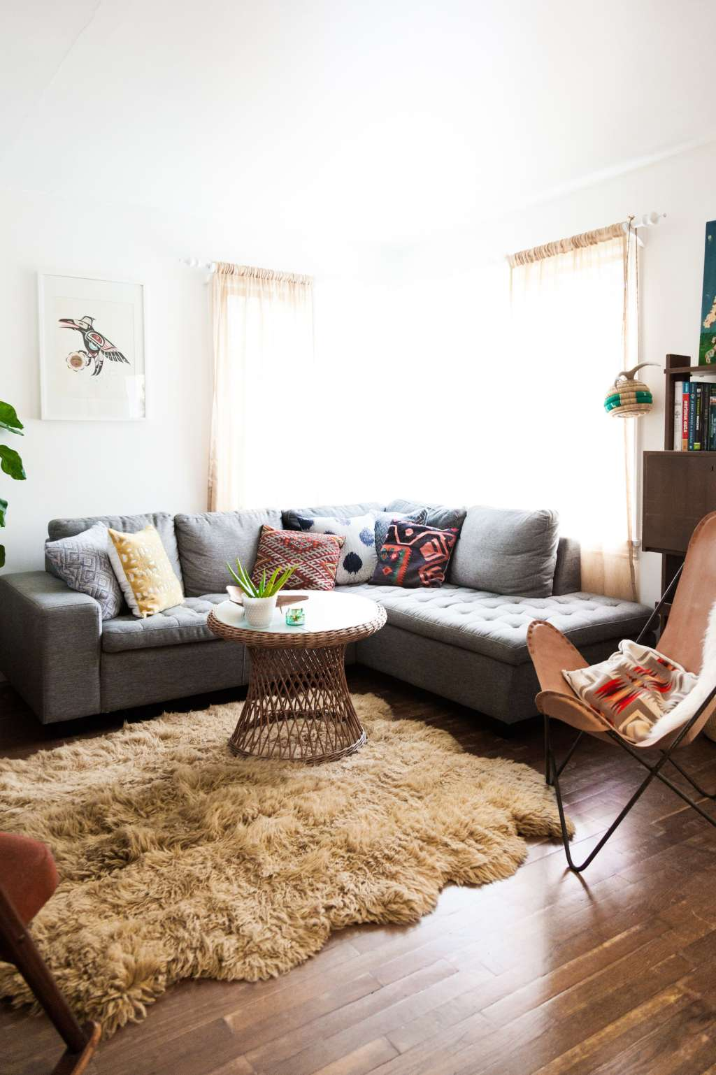 House Tour: An Oaxacan-Inspired Rental in Seattle