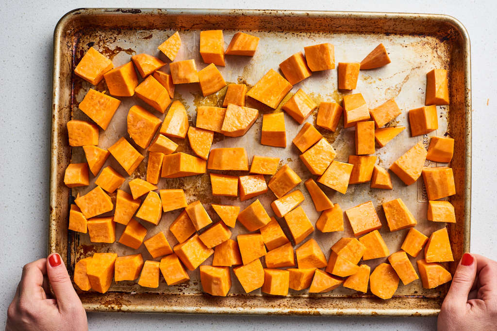 Family Credits Sweet Potatoes for Mother's 114-Year Life