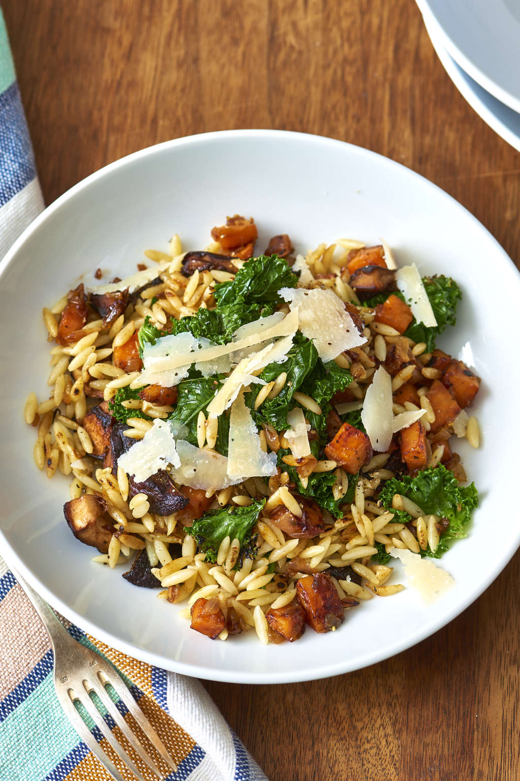 Make This Tonight: Orzo with Caramelized Fall Vegetables