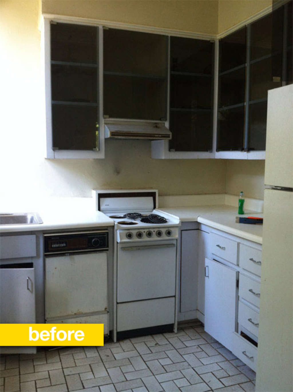 Kitchen Before Amp After An Amazing Kitchen Makeover For