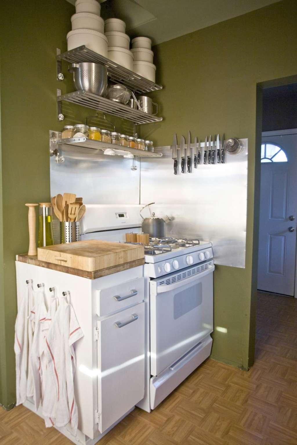 45 Cool Small Balcony Design Ideas: Jaime's Compact California Kitchen