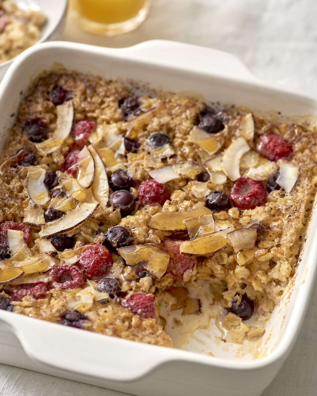 Make-Ahead Baked Oatmeal Is a Morning Miracle Meal