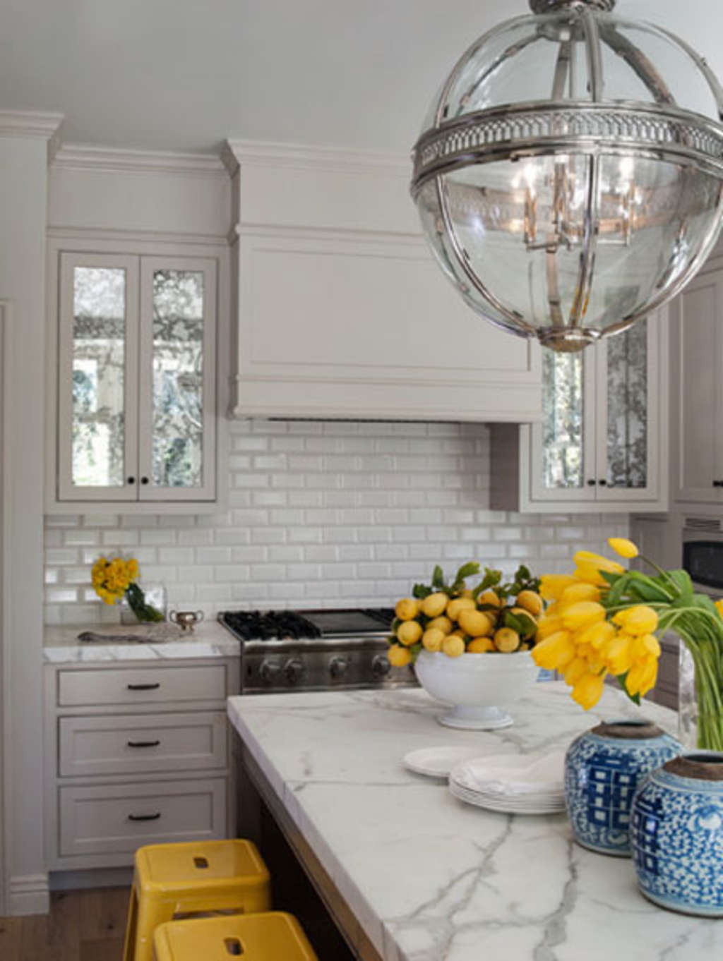 Mind The Gap: Fresh Ideas For Decorating The Kitchen