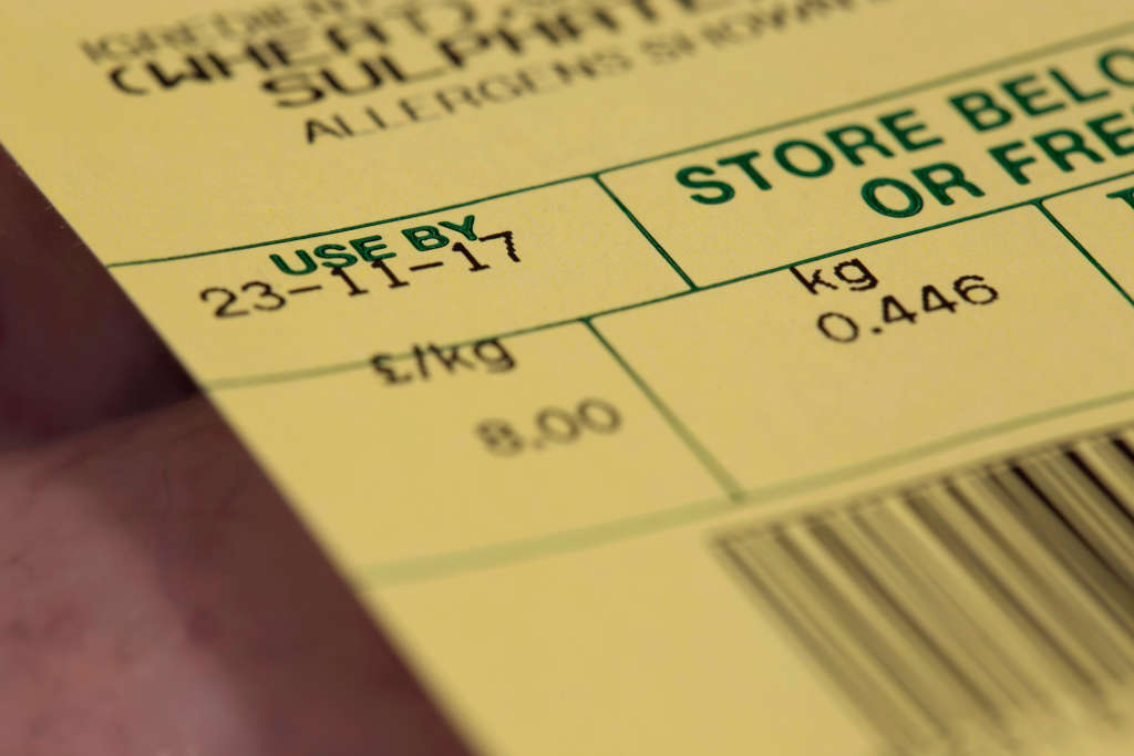 "The ""Use By"" Dates on Food Labels Don't Mean What You Think"