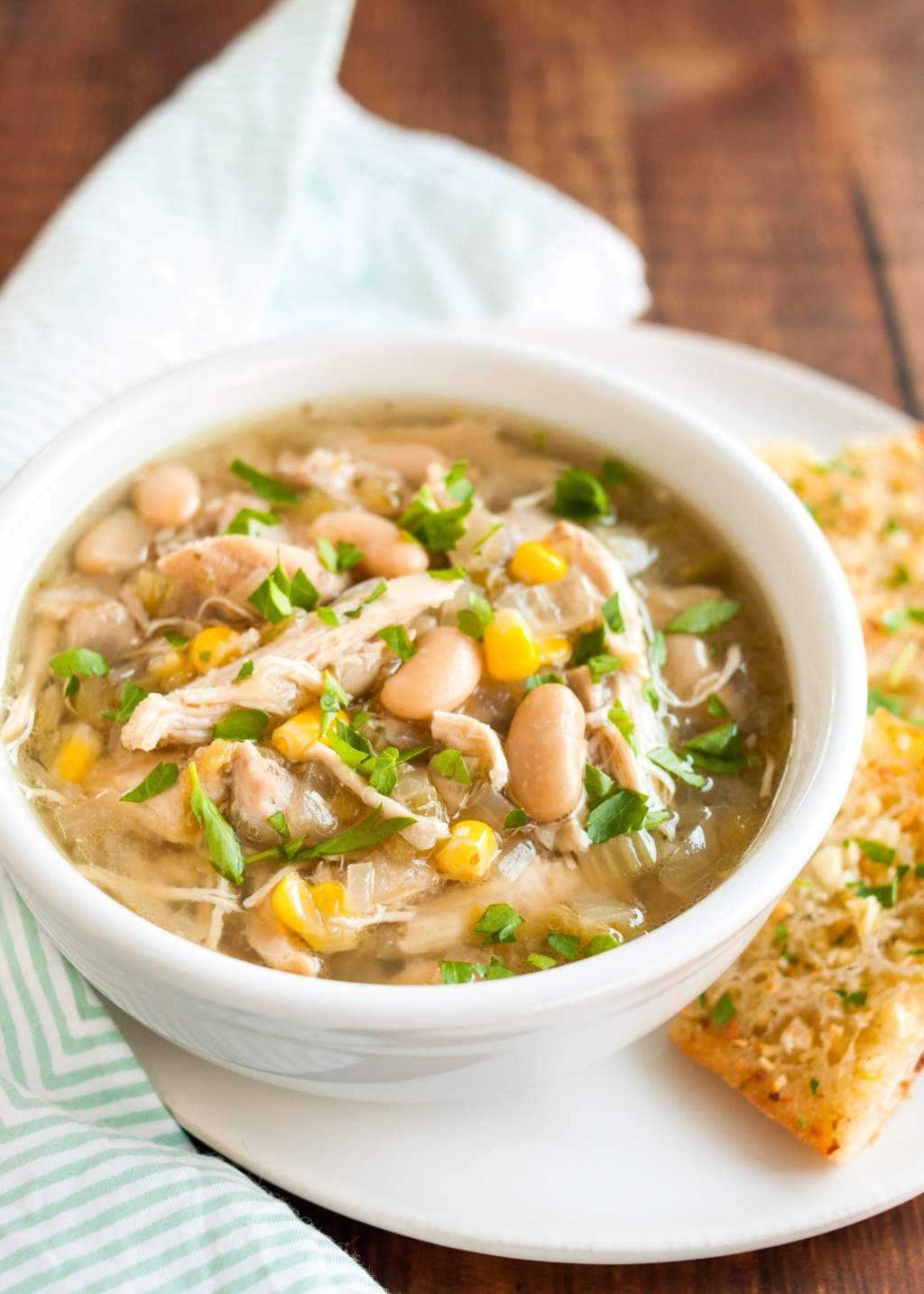 15 Soups to Make in the Slow Cooker and Eat All Week Long