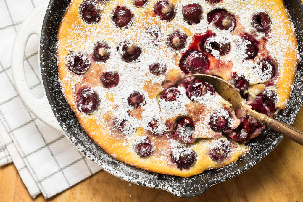 Clafoutis: A Simple French Recipe for Breakfast or Dessert
