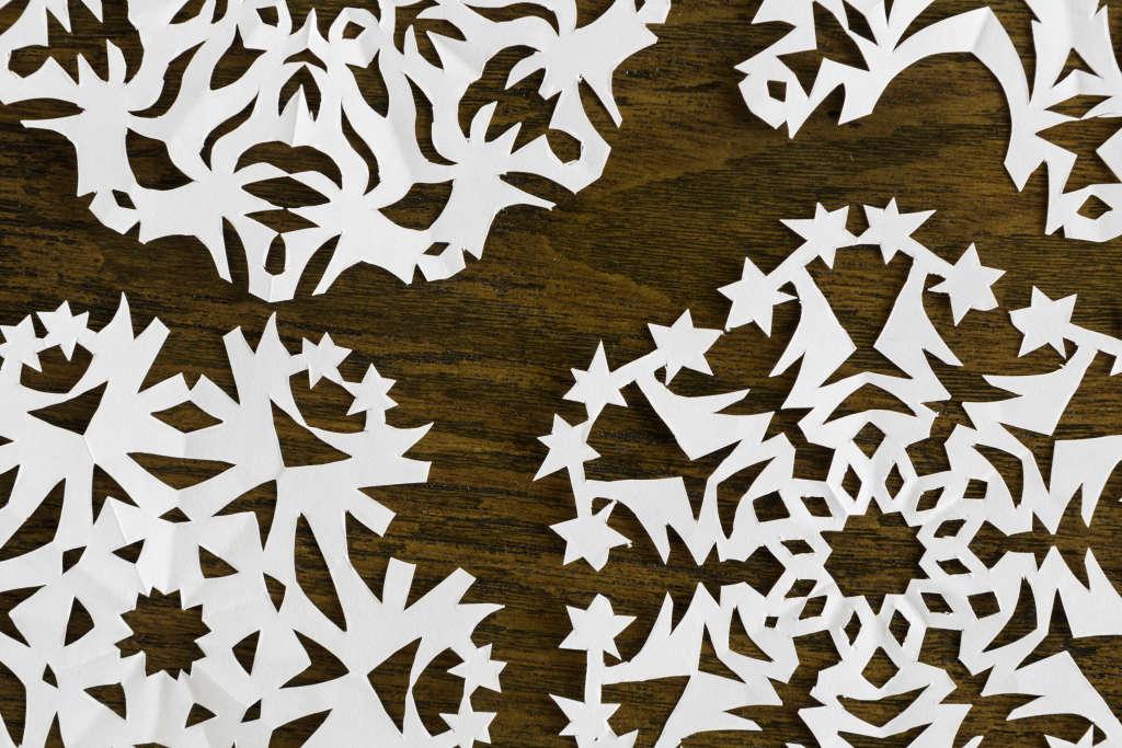 Nine Ways To Take Paper Snowflakes To The Next Level