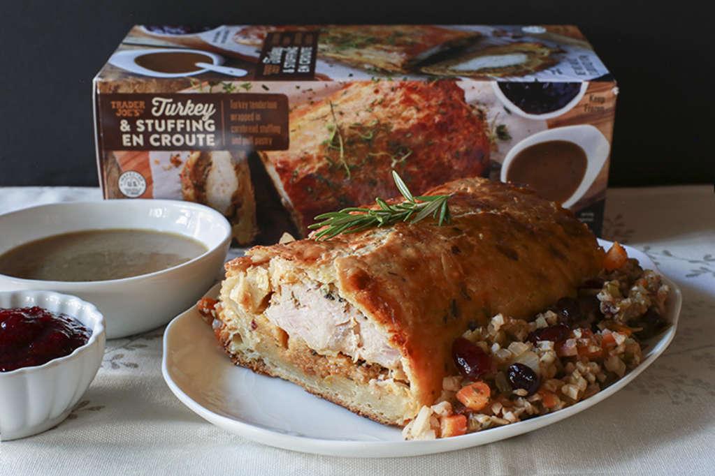 Trader Joe's Serves Up a $13, Stress-Free Thanksgiving Box
