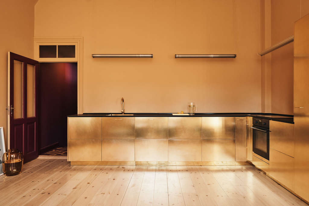 A Jawdropping Kitchen From a Very Surprising Budget Source