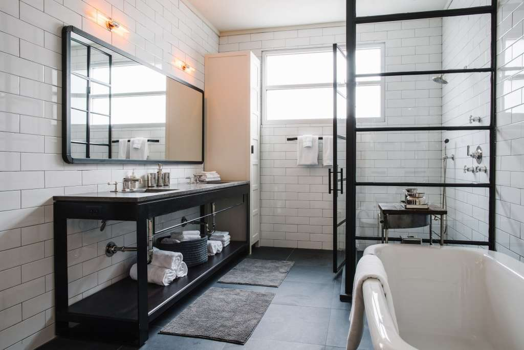 These Showers are the New Big Thing in Bathrooms