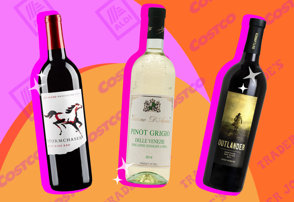 We Blindly Tried Wines from Costco, Trader Joe's, and Aldi