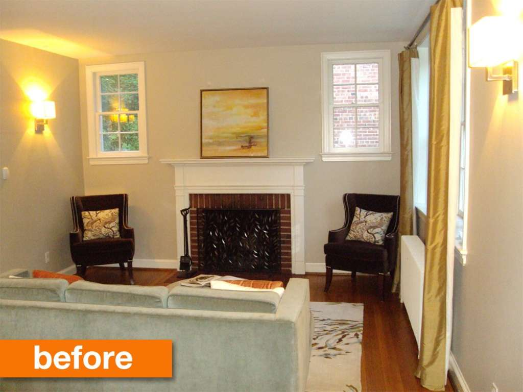 Before & After: From Blah to Beautiful