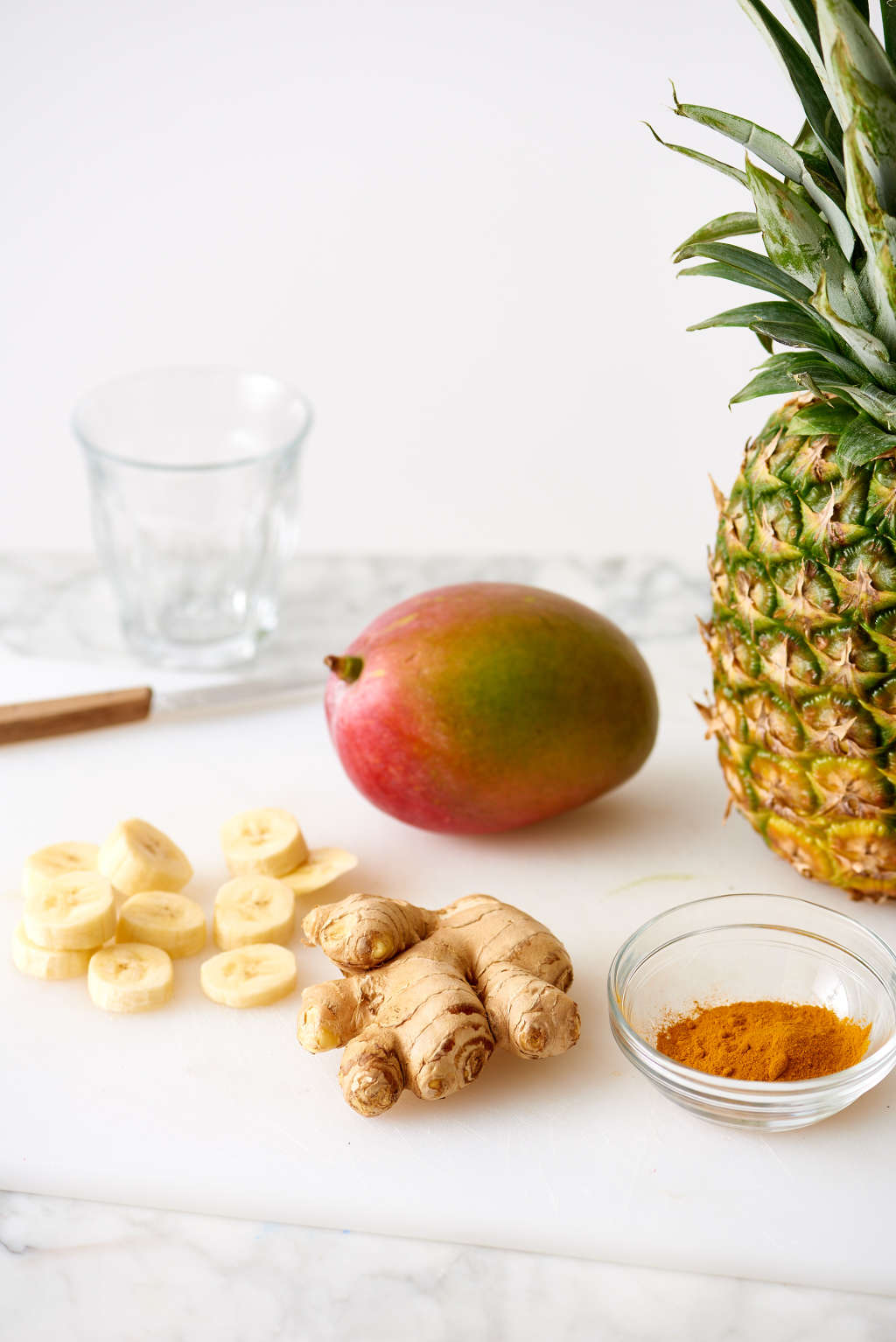 A Make-Ahead Tropical Smoothie Kit with a Turmeric Twist