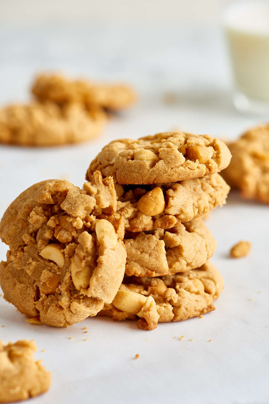 This Is the Only Recipe for Peanut Butter Cookies You Need