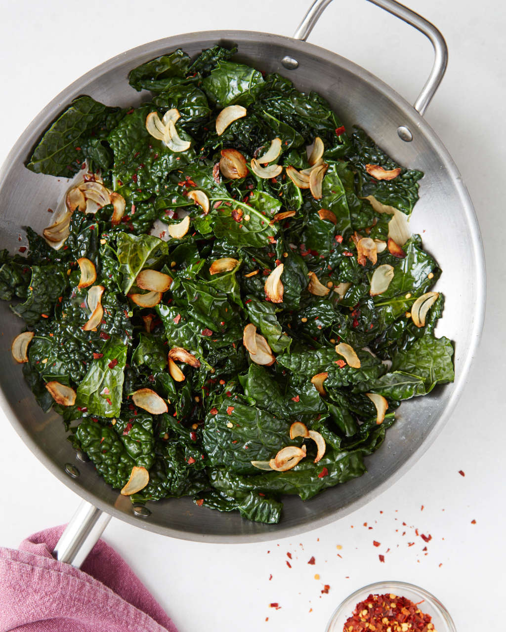 This Is the Best Way to Cook Kale (It Only Takes 5 Minutes)