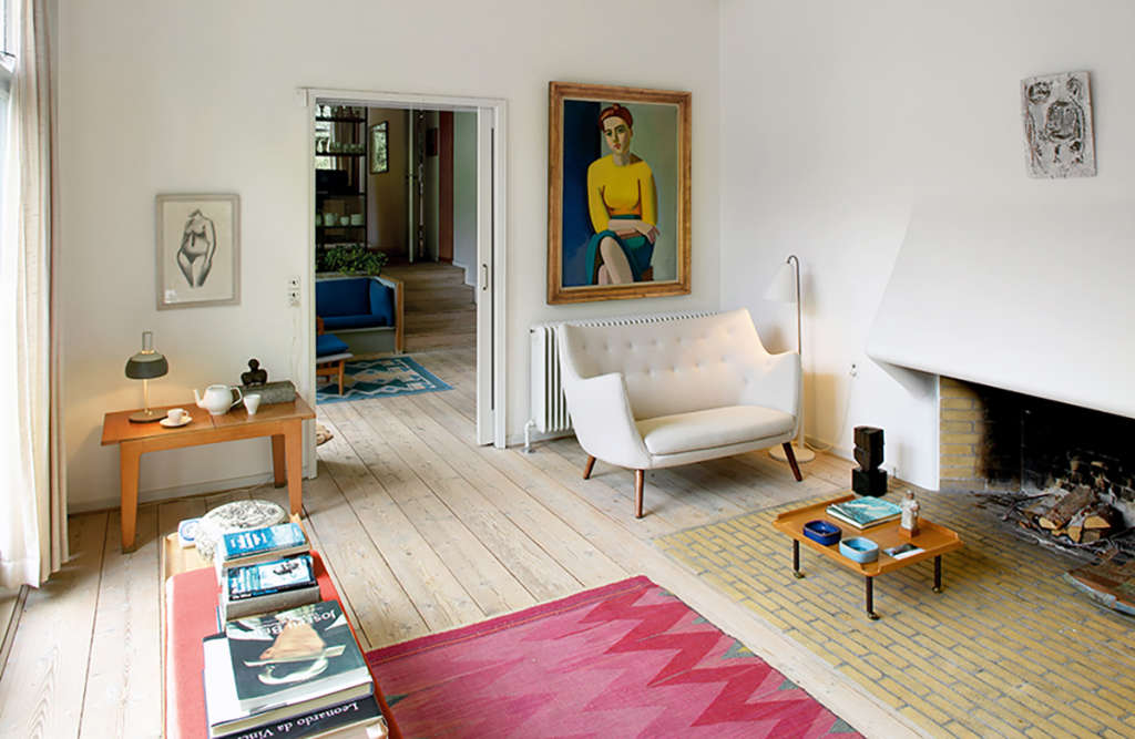 The Home Of Designer Finn Juhl Is A Study In Timelessness