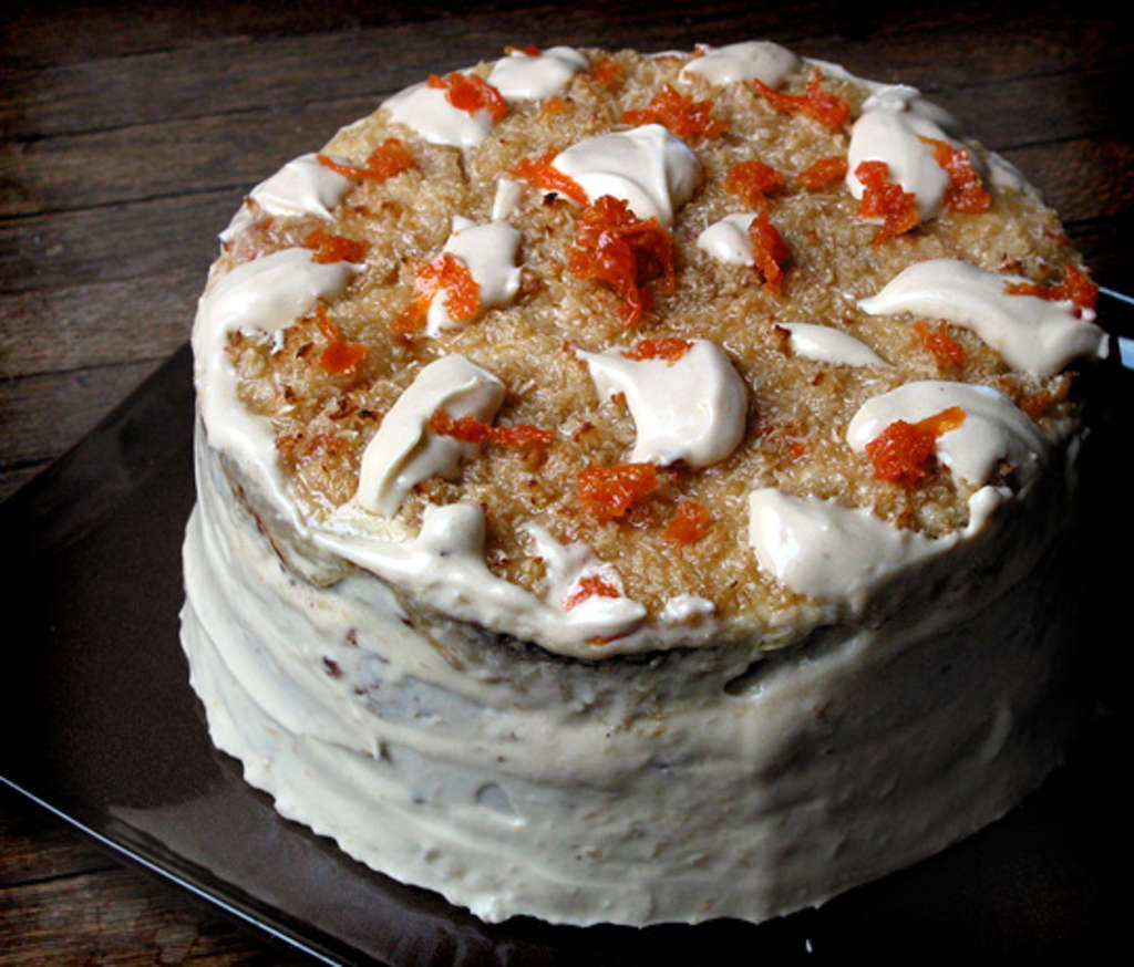 Best Way To Freeze A Carrot Cake