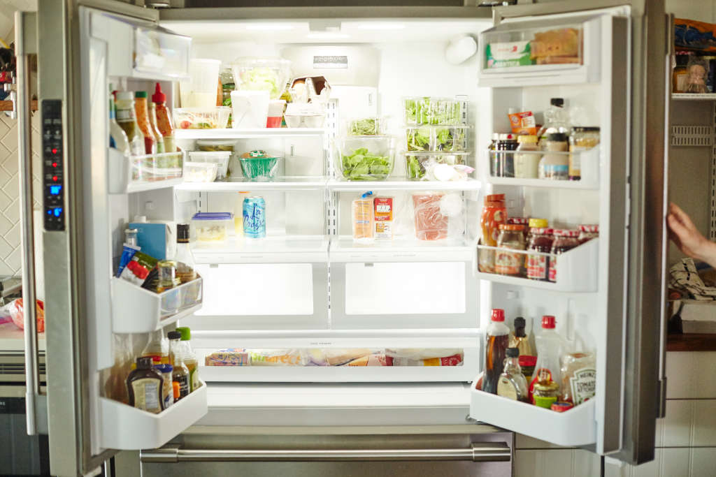 12 Easy Solutions to Your Biggest Fridge-Organizing Problems