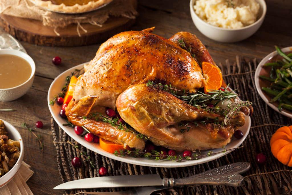 Cdc Reports Salmonella In Turkey Thanksgiving Kitchn