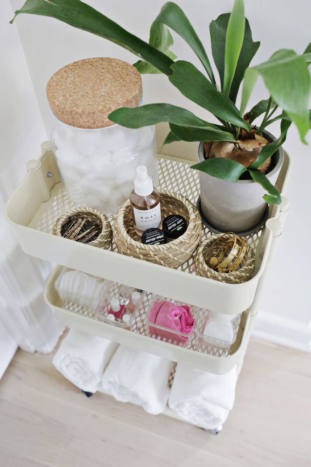 Under-$40 IKEA Finds That'll Double Your Bathroom Storage