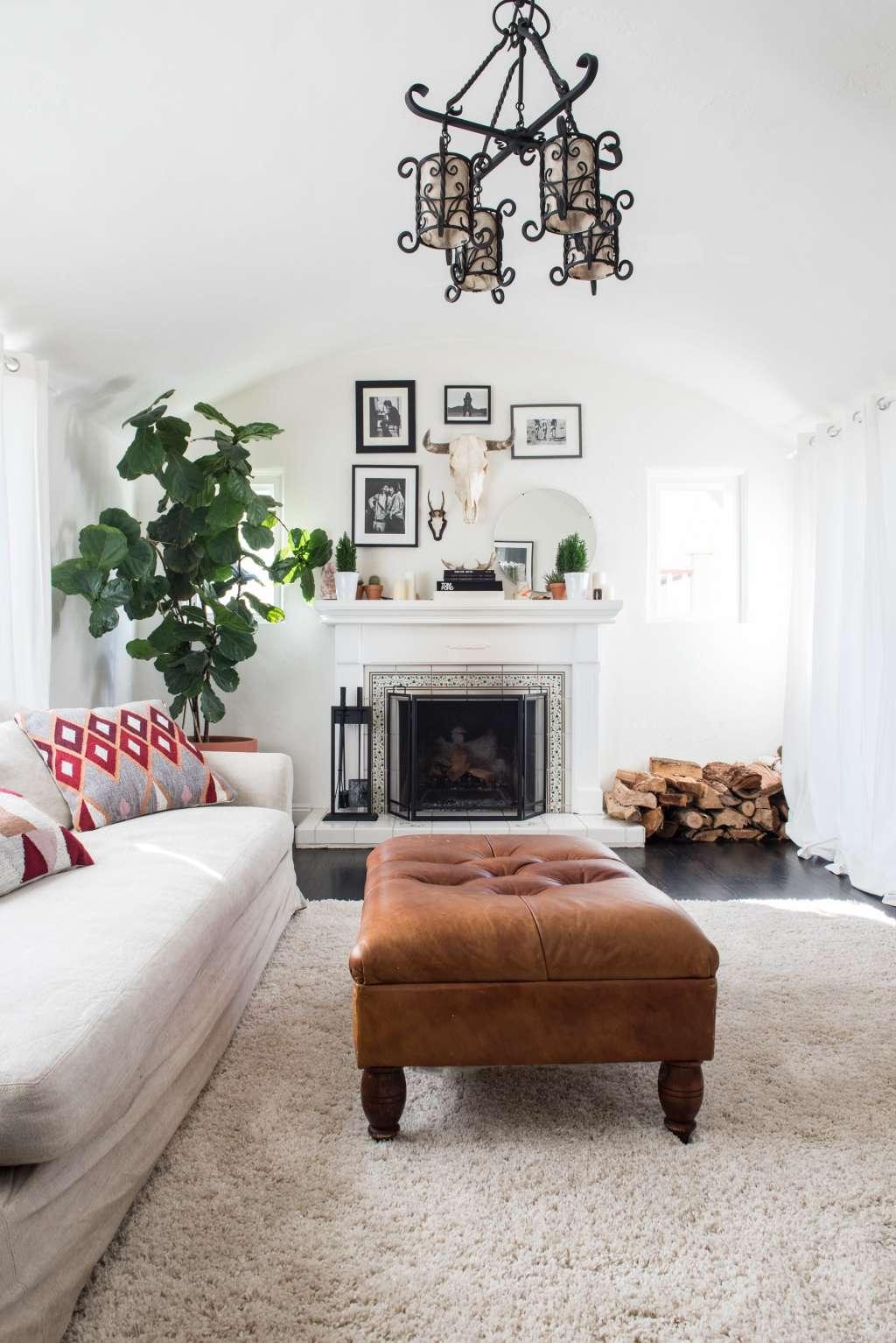 House Tour: A Cozy, Laid-Back California House