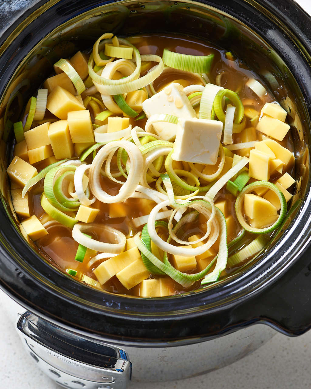 Craving a Lighter Dinner? 5 Ways the Slow Cooker Can Help.