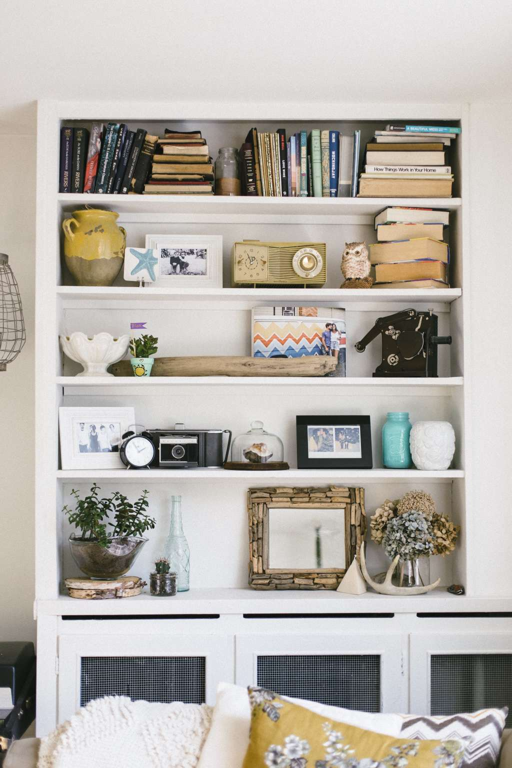 Instant Room Refresh: 9 Shelf Styling Ideas